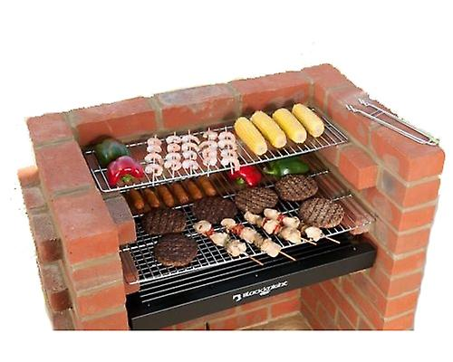 Black Knight Brick Barbecue Kit BKB413