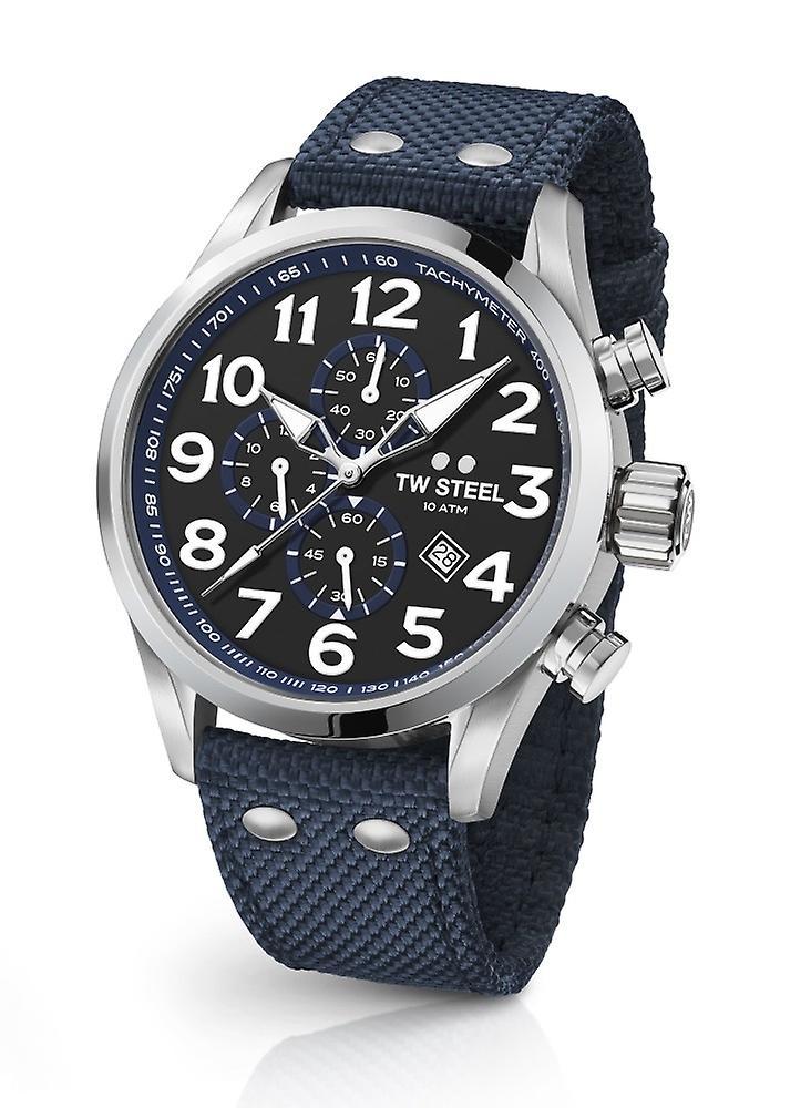 TW Steel Chronograph Watch 45 mm Usa33 Volante