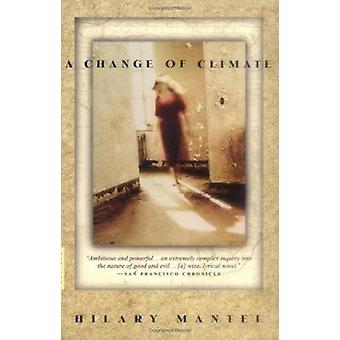 A Change of Climate Book