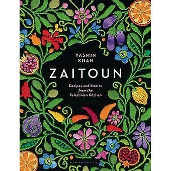 Zaitoun by Yasmin Khan - 9781408883846 Book