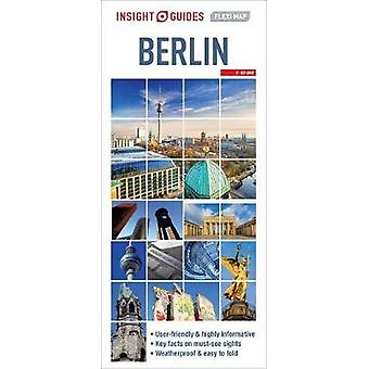 Insight Guides Flexi Map Berlin by Insight Guides - 9781786719485 Book