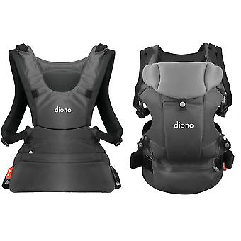 Diono Carus Essentials 3 in 1 Front and Back Carrier