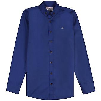 Vivienne Westwood enkele knop overhemd