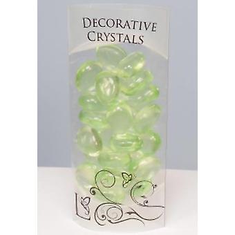 Decorative Acrylic Pebbles Crystals