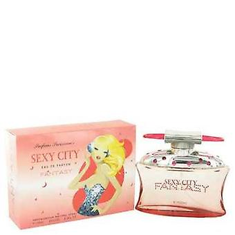 Sex In The City Fantasy By Unknown Eau De Parfum Spray (new Packaging) 3.4 Oz (women) V728-497271