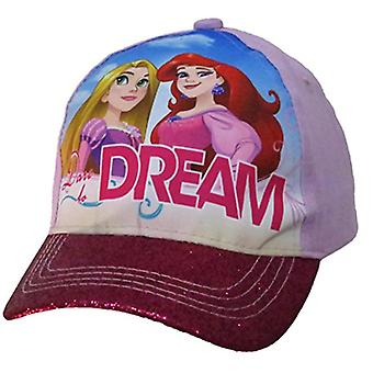 Baseball Cap - Disney - Princess - Girl Dare to Dream Youth/Kids Size Hat 302150