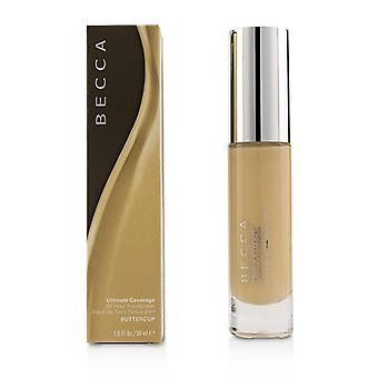 Becca Ultimate Coverage 24 Hour Foundation - # Buttercup 30ml/1oz