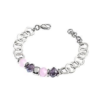 Miss Sixty Chance Amethyst Bracelet SMEG07