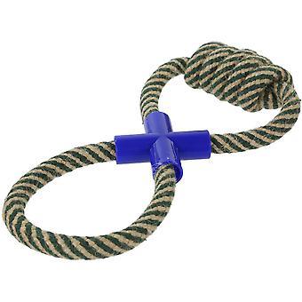 Regatta slijtvast taai duurzaam touwtrekken touw handvat hond speelgoed