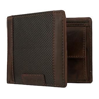 Chiemsee Men's Purse Wallet Purse Brown 8199