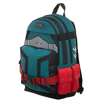 My Hero Academia Deku Suitup Backpack
