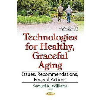 Teknologier til sund, yndefuld aldring: spørgsmål, anbefalinger, føderale handlinger