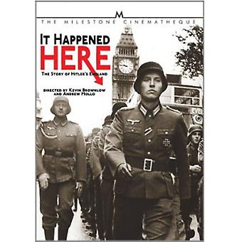 It Happened Here [DVD] USA import