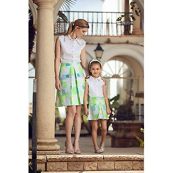 Malhia kent matching skirt set limited edition