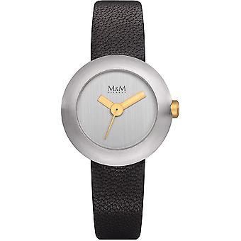 M & M Germany M11948-462 Basic-M Ladies Watch