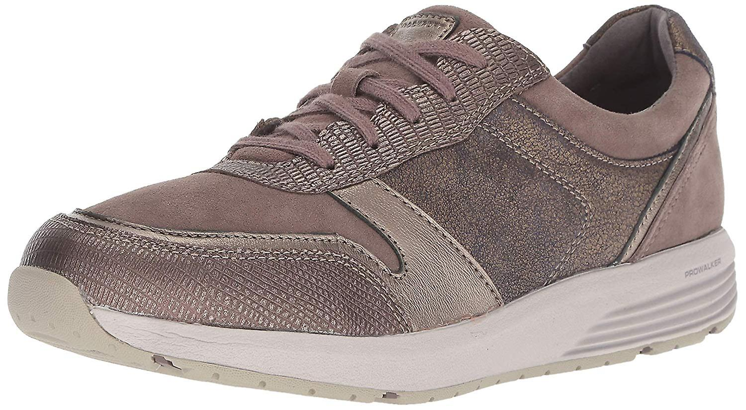Rockport Womens Truststride Low Top Lace Up Fashion Sneakers 45oF3
