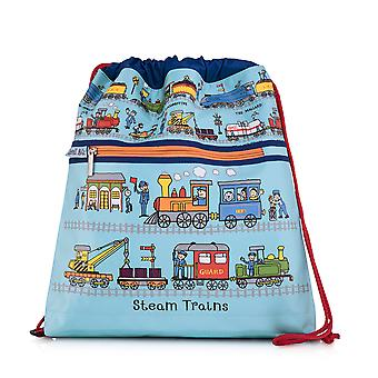 Tyrrell Katz Trains Design Children's Kitbag