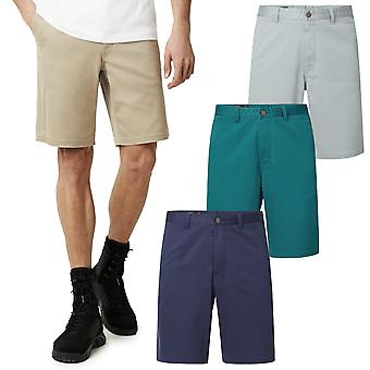 Oakley Mens Stone Wash Chino Custom Fit Stretch Golf Shorts