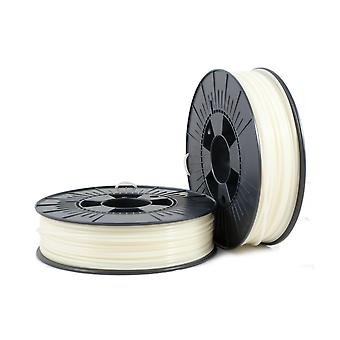 PLA 2,85mm gr/yl brillo en el oscuro 0,75kg - 3D Filament Supplies