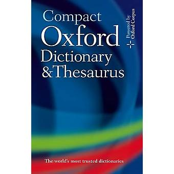 Compact Oxford Dictionary  Thesaurus