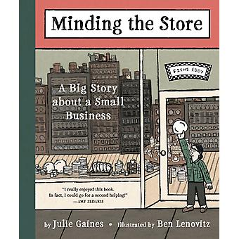 Minding the Store by Julie Gaines