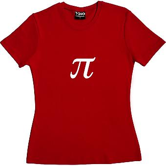 PI Red Women ' s T-shirt
