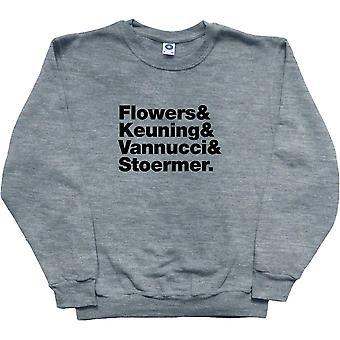 The Killers Line-Up Ash Sweatshirt