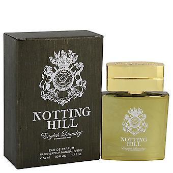 Notting hill eau de parfum spray door Engelse wasserij 540643 50 ml
