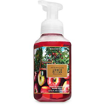 Bath & Body Works Afternoon Apple Picking Gentle Foaming Hand Soap 8.75 oz / 259 ml ( 2 Lot )