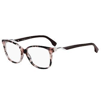 Fendi FF0232 HT8 Rosa Havanna Brille