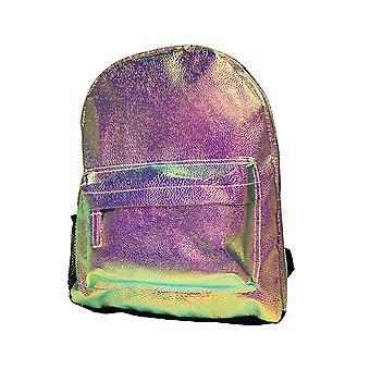 TMC Girls Iridescent Reflective Backpack, 9.4L