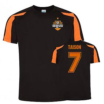 Taison Donetsk Sports Training Jersey (nero)