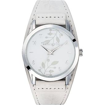 Tamaris - Wristwatch - Alena - DAU 39mm - silver - ladies - TW031 - white silver
