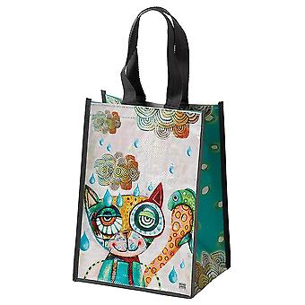 Allen Designs Cat Tote ostos laukku