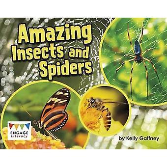Erstaunliche Insekten und Spinnen von Kelly Gaffney