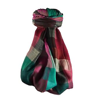 Mens Premium Silk Contemporary Scarf 5079 by Pashmina & Silk