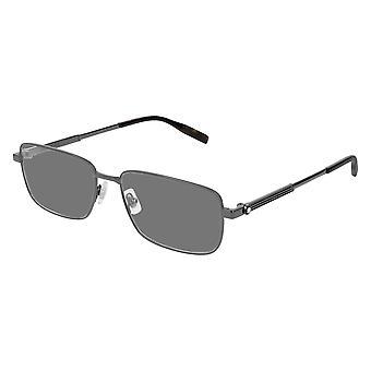 Montblanc MB0029O 006 Ruthenium Glasses