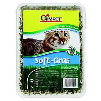 Gimpet Grass Vitam Gimpetsoft-Box (Cats , Cat Nip, Malt & More)