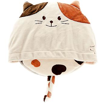 Ferribiella Cat Pillow with Stained Print (Cats , Bedding , Beds)