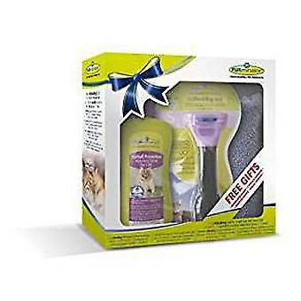 FURminator Shedding Pack for Short-Haired Cats