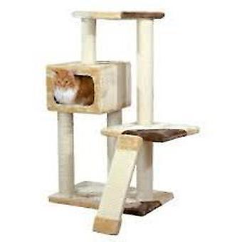 שוחמי עץ של חתול מוקה (חתולים, צעצועים, הודעות גירוד)