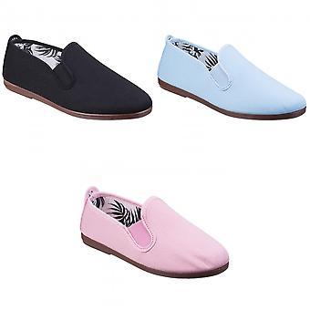 Flossy Womens/Ladies Arnedo Slip On Shoe