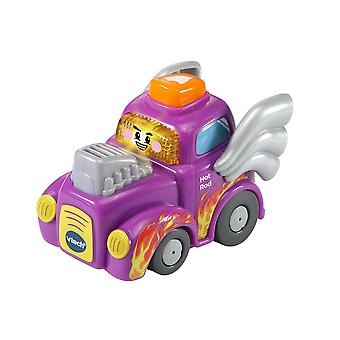 Vtech Toot-Toot Drivers Hot Rod Car Purple Preschool Toy With Songs, Melodies