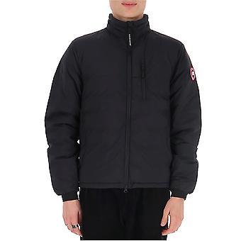Canada Goose 5079m61 Men's Black Nylon Outerwear Jacket