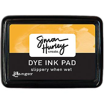 Simon Hurley créer. Dye Ink Pad - Glissant quand humide