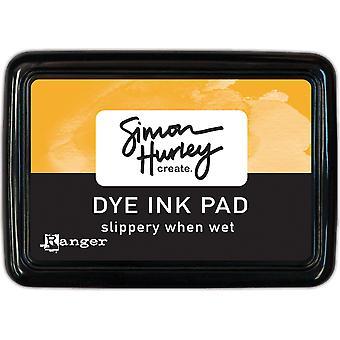 Simon Hurley skaper. Farge Blekk Pad - Glatt Når Våt