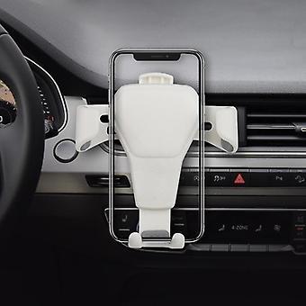 عالمية الجاذبية السيارات قفل سيارة جبل حامل تنفيس الهواء الوقوف لفون xiaomi الهاتف المحمول