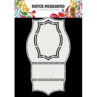 Dutch Doobadoo Dutch Swing Card art A4 Sapphire 470.713.338