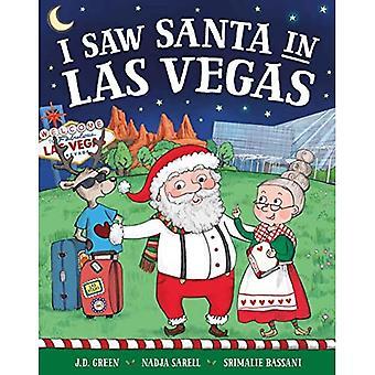 I Saw Santa in LAS Vegas (I Saw Santa)