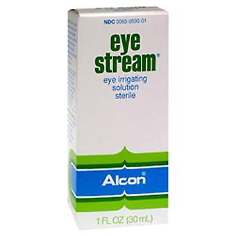 Alcon eye stream eye irrigating solution, sterile, 1 oz